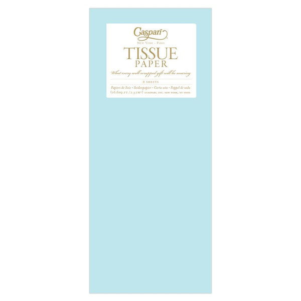 Solid Tissue Paper - PKG 8 Sheets