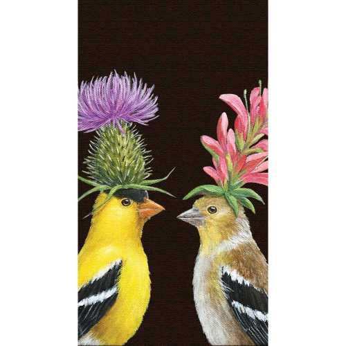 GT - Goldfinch Couple