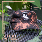 Board To Death Bleached Hat - Steryo Type Clothing & Psycho Babble