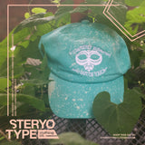 Completely Alienated Bleached Hat - Steryo Type Clothing & Psycho Babble