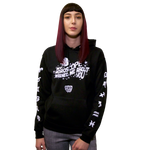 Horoscope Hoodie - Steryo Type Clothing & Psycho Babble