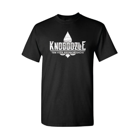 Knoboozle 10 Year Reunion Pre-Sale - Steryo Type Clothing & Psycho Babble