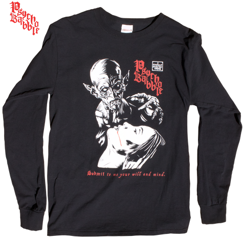 Nosferatu - Steryo Type Clothing & Psycho Babble