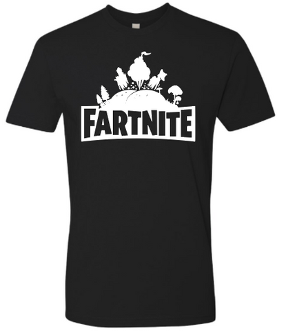 Fartnite Tee - Steryo Type Clothing & Psycho Babble