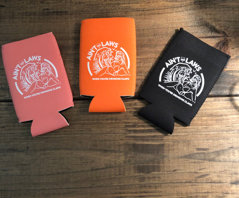 Claw Koozies - Steryo Type Clothing & Psycho Babble
