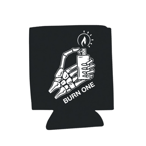 Koozie - Burn One - Steryo Type Clothing & Psycho Babble