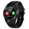 New Black Round Screen Design Sports Smart Watch img 02