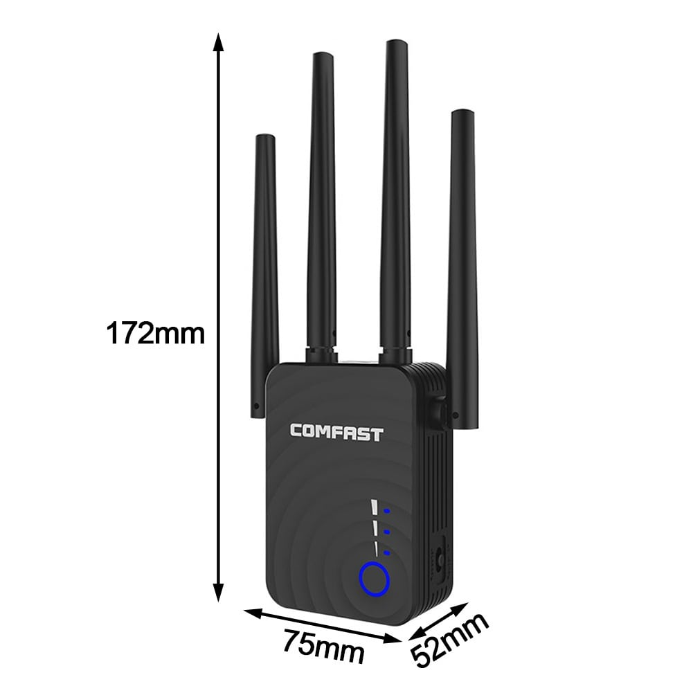 COMFAST, the new repeater Wi-Fi Img 6