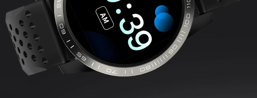 Smart watch T2, The latest waterproof sports smartwatch, IP67.