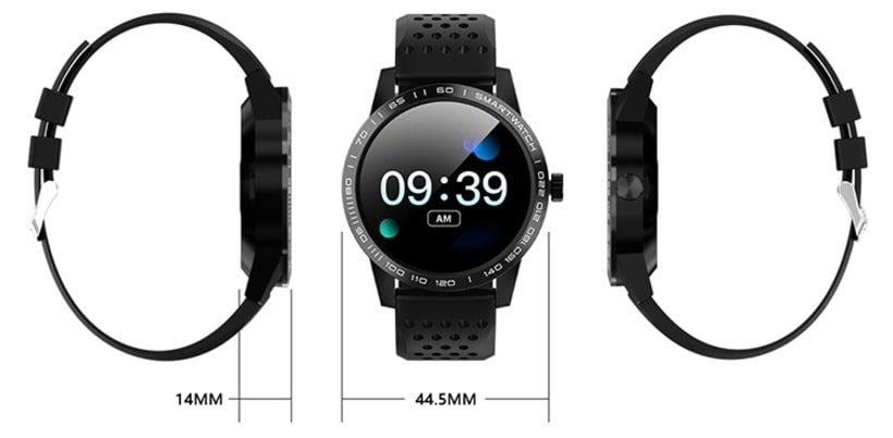 Smart watch T2, The latest waterproof sports smartwatch, IP67 img 10