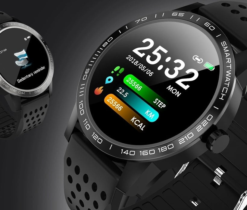 Smart watch T2, The latest waterproof sports smartwatch, IP67 img 2