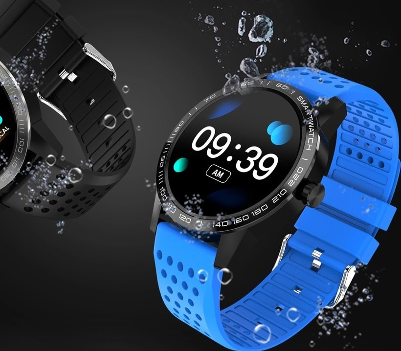 Smart watch T2, The latest waterproof sports smartwatch, IP67 img 3