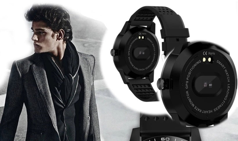 Smart watch T2, The latest waterproof sports smartwatch, IP67 img 7