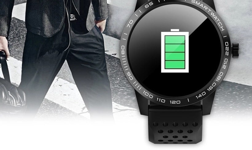 Smart watch T2, The latest waterproof sports smartwatch, IP67 img 8