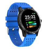 T2, Smart watch, Waterproof IP67, Blue color.