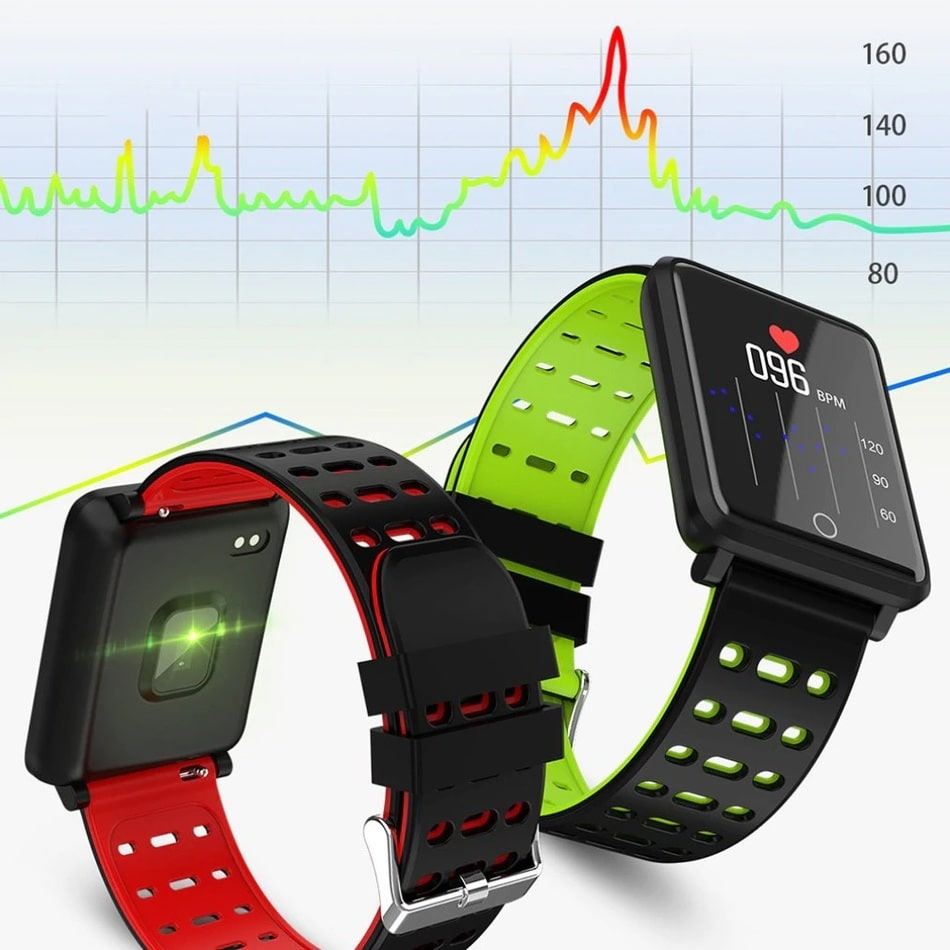 Motion heart rate