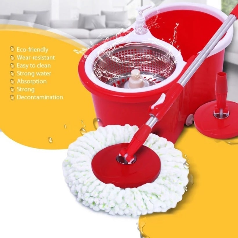 Magic Spin Mop 360°