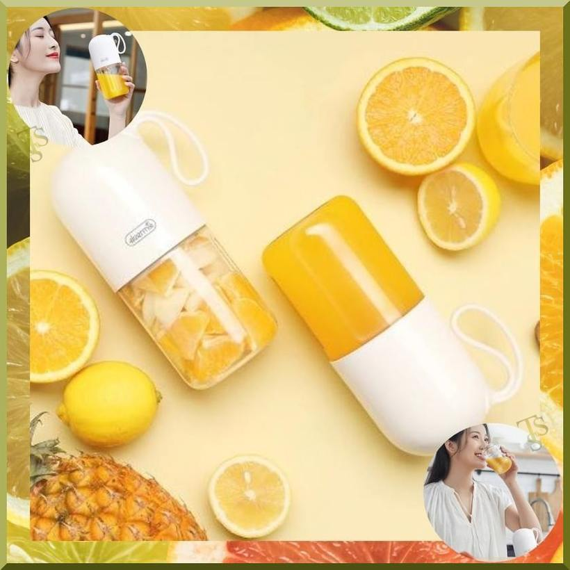 Make Juice Anywhere, Anytime, Withe Xiaomi Deerma - NU01 300ml.