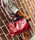 City Girl, Shoulder Bags, Red Style