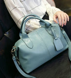City Girl, Shoulder Bags, Blue Style