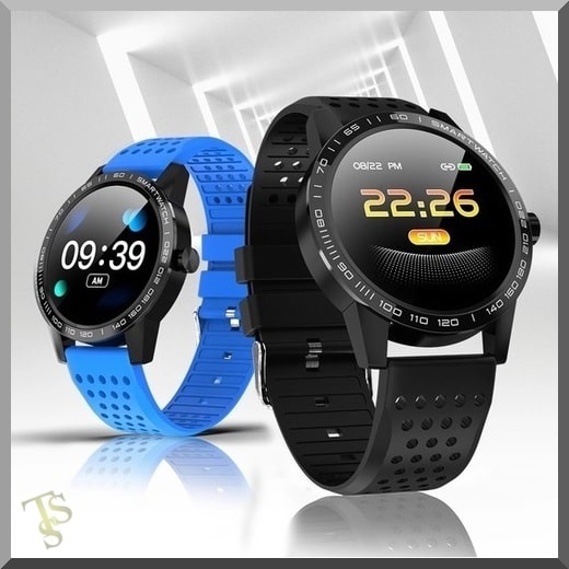 T2, Smart watch, Waterproof IP67.