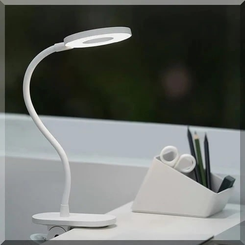 Xiaomi, Yeelight YLTD10YL LED Touch Interface, Clip-on Table Lamp