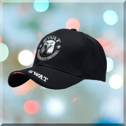SWAT CAP - Black
