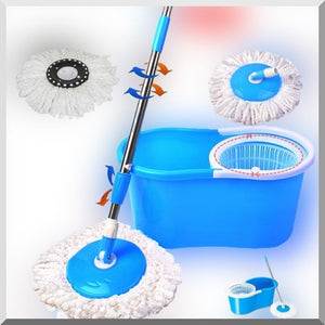 Eco. Spin Mop.