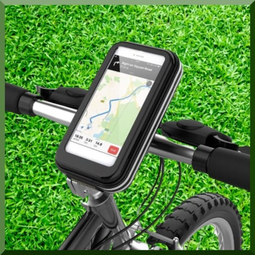 Handlebar Waterproof Cases