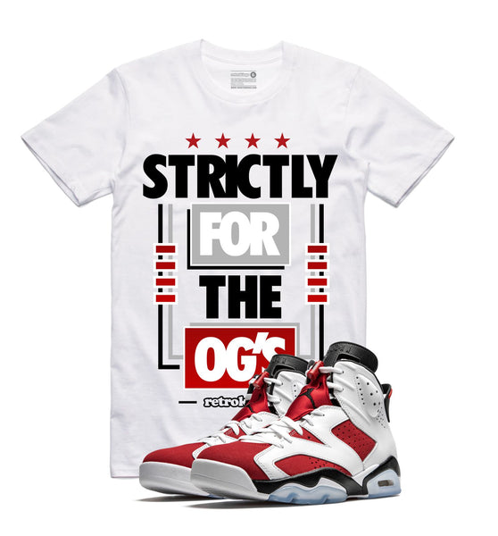 STRICTLY 4 OG'S AJ6
