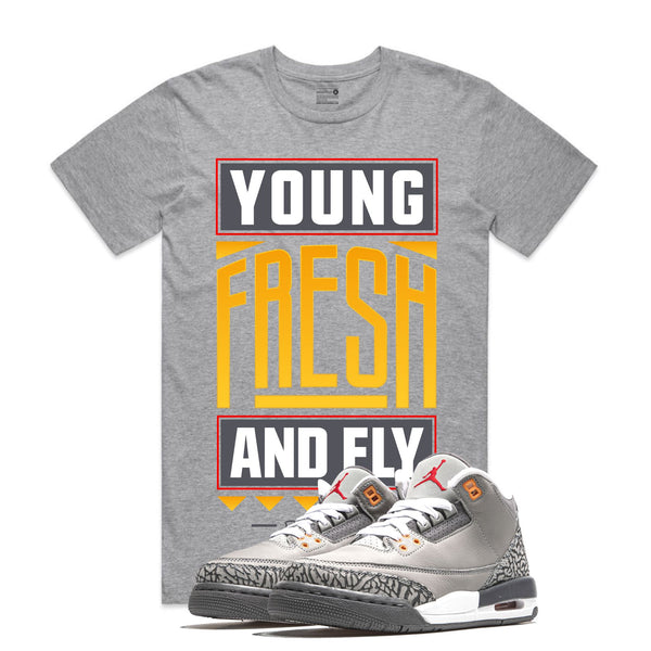 YOUNG FRESH FLY AJ3