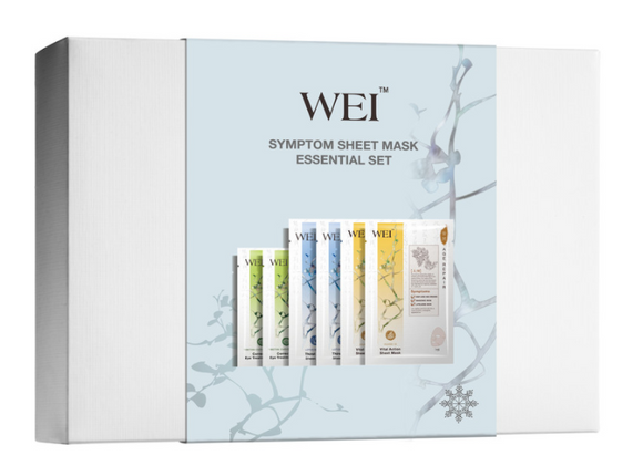 Symptom Sheet Mask Essential Set ($46 Value)
