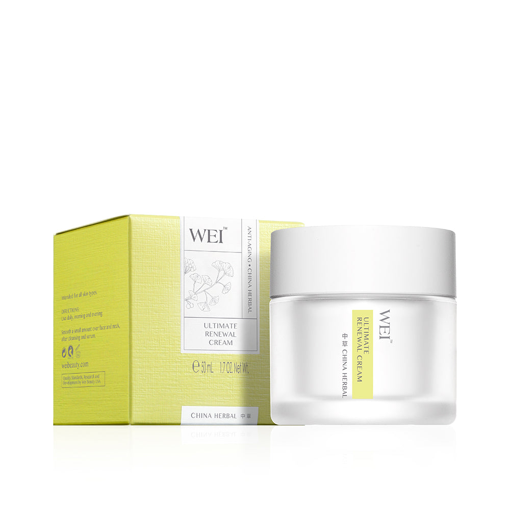 China Herbal Ultimate Renewal Cream