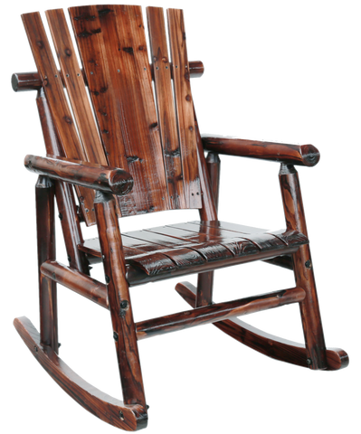 Char-Log Rocker - Limited Edition - Rocker