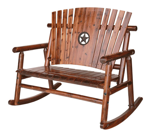 Char-Log Star Medallion Double Rocker - Limited Edition - Double Rocker