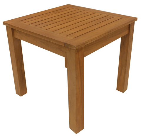 Classic Teak End Table - End Table