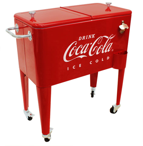 Coca-Cola® Embossed ICE COLD 60 qt. Cooler - Cooler