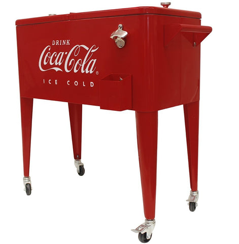 Coca-Cola® ICE COLD 80 qt. Cooler - Cooler