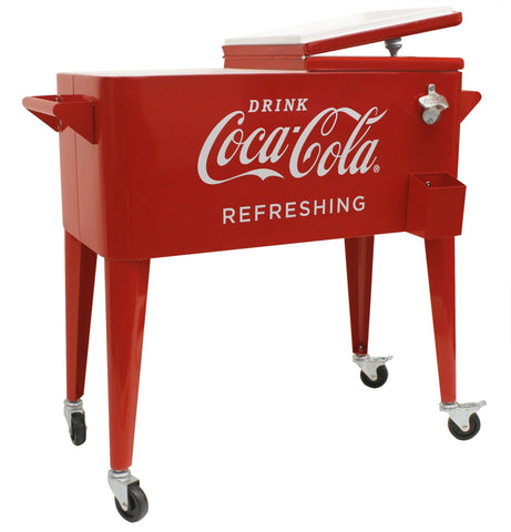 Coca-Cola® REFRESHING 80 qt. Cooler - Cooler