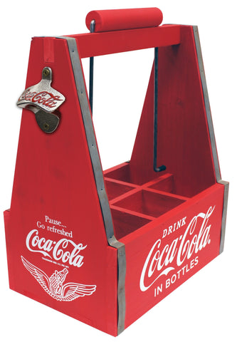 Coca-Cola® Six Bottle Drink Caddy - Drink Caddy