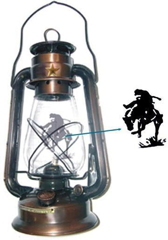 Electric Lonestar Lantern - Lantern