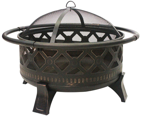 Golden Dawn Fire PIt - Fire Pit