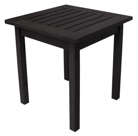 Heartland Black End Table - End Table