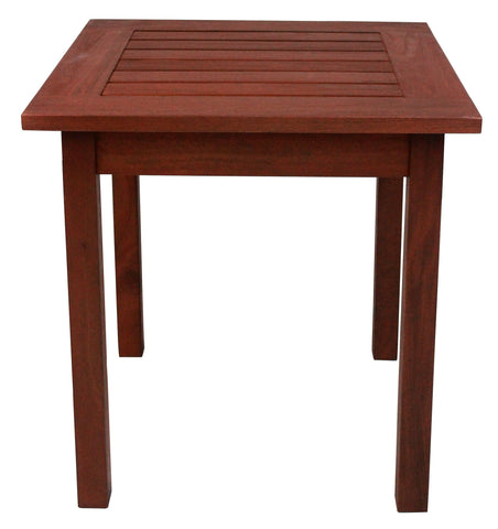 Heartland Stained End Table - End Table