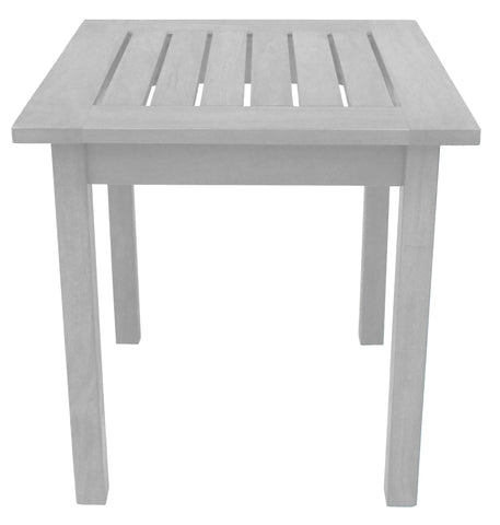 Heartland White End Table - End Table