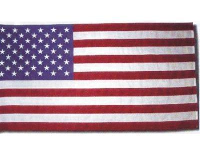Nylon American Flag - Decor