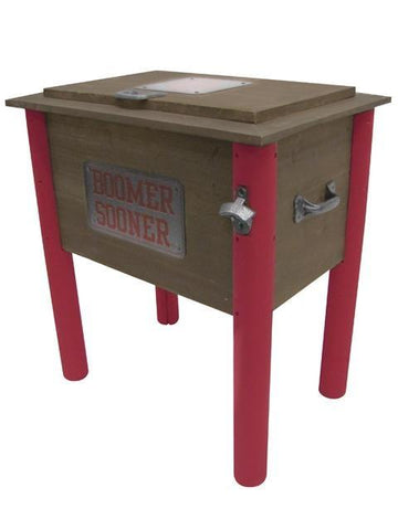 Oklahoma Sooners Cooler - Cooler