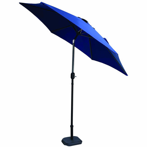 Patio Umbrella Blue 9ft. - umbrellas