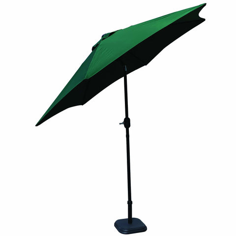 Patio Umbrella Green 9ft. - umbrellas