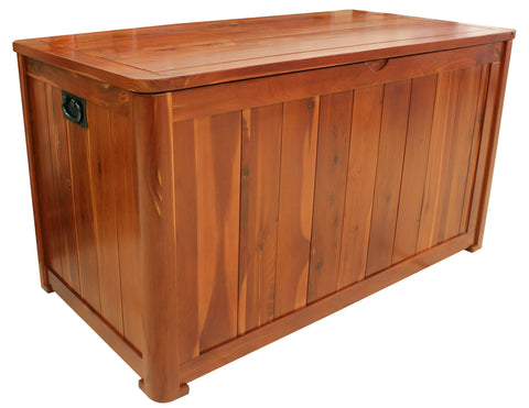 Red Cedar Storage Chest - Storage Chest